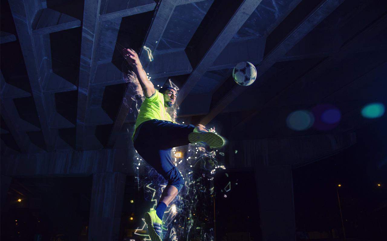 fives-street-soccer-player